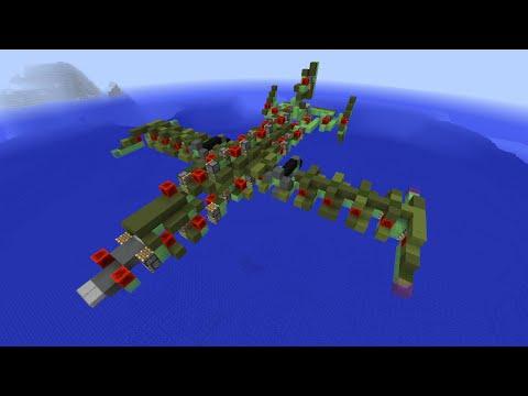 Minecraft: Fighter Jet