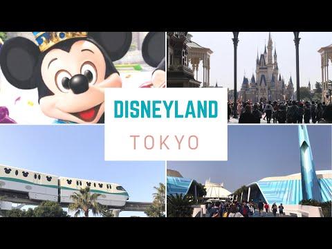 Tokyo Disneyland | Japan 2018