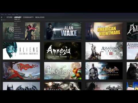 HTPC Console: Part 6 - Steam Family Sharing