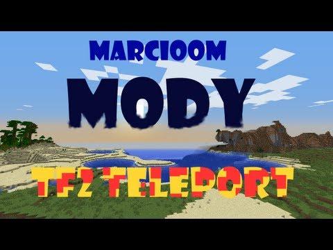 Minecraft [MODY] TF2 Teleport Mod [1.5] (PL)