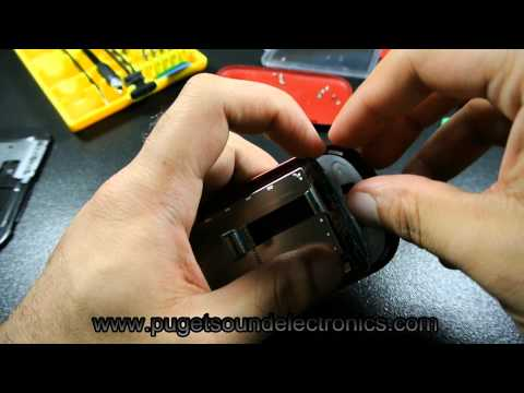 How to disassemble Samsung Flight A797