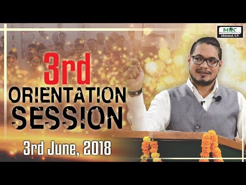 3rd Orientation Session - How to Make your Child Happy and Responsible