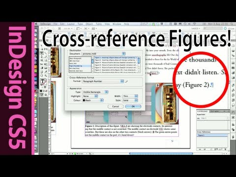 InDesign Hyperlink Tutorial + general thought on picture handling (Part 5c)