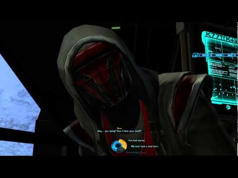 SWTOR - Can I have your stuff?