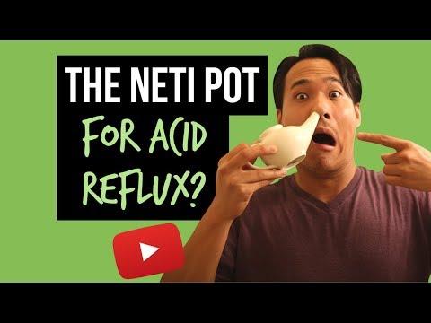 Neti Pot for LPR/GERD (2018)