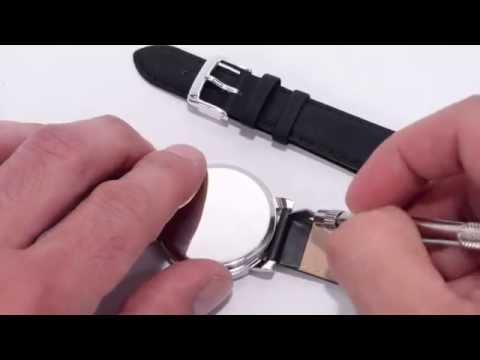 How To Replace A Watchband