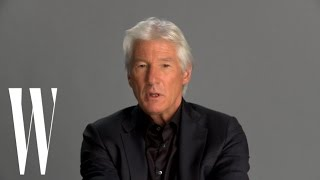 Richard Gere Invited Some Influential Strangers To His 50th Birthday