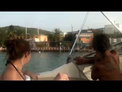 Boat trip to Isla Culebra, Puerto Rico