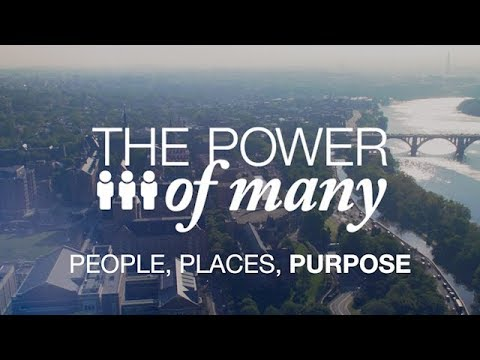 Power of Many: People, Places, Purpose
