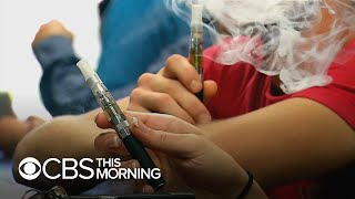 Health officials probing 193 cases of severe lung illness associated with vaping