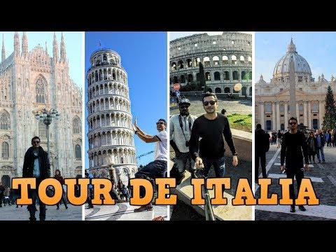 Italy Tour (Rome, Pisa, Milan & Vatican City)   GoPro Travel