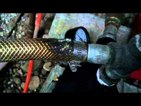 Shallow well jet pump replacement