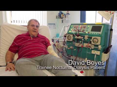NHS Wales Awards Winner 2013: Night-time Haemodialysis