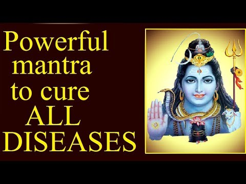 Powerful shiv mantra to cure all types of diseases