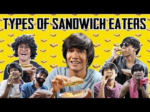 Types Of Eaters   Latest Comedy Video   Samreen Ali