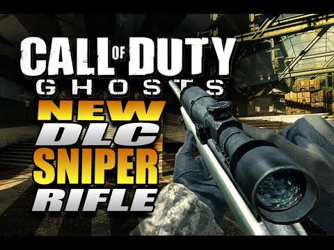 Call of Duty Ghosts DLC SNIPER RIFLE! Sniping Gameplay - Quickscoping & Trickshotting Montage News