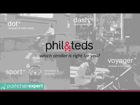 Phil & Teds - Which Stroller Is Right For You Lifestyle - Direct2Mum