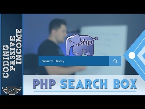 PHP Search Box Tutorial - Filter Data in HTML Table Using PHP & MySQL Database