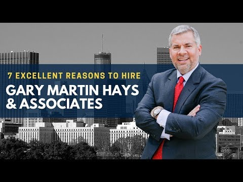 7 Excellent Reasons to Hire Gary Martin Hays & Associates