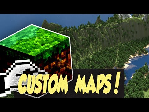 How to make Custom Minecraft Maps with MCedit Tutorial (MCedit 2.0)