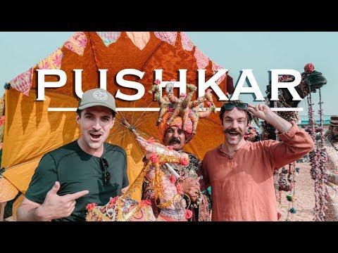 Pushkar Camel Fair | India's Best Festival?