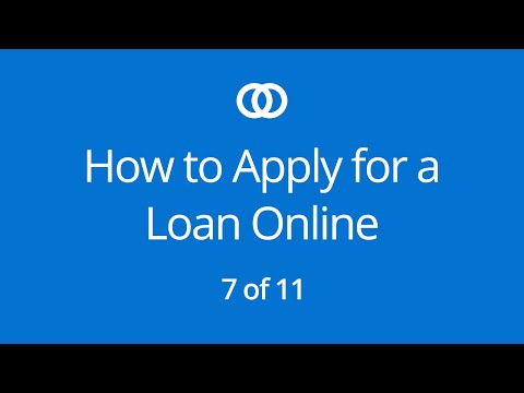 How to Apply for a Business Loan Online (Part 7)