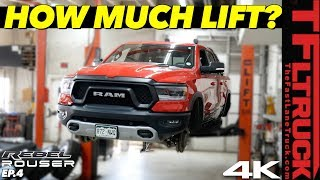Download Finally: a Ram Rebel That Looks as Good as a Ford Raptor! | Rebel Rouser Ep.4 Video
