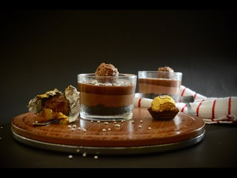 No Bake Nutella Cheesecake Shots Recipe | Eggless Nutella Cheesecake Recipe | Easy Dessert Recipe