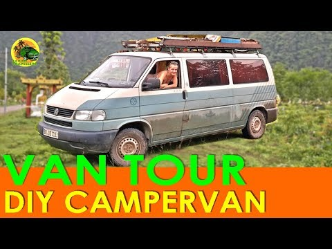 S2 EP 11 [ VANLIFE ] Couple Travels the Hippie Trail from Germany to Malaysia