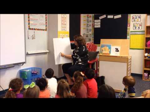 Kindergarten Letter Introduction