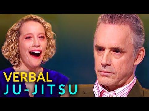 Breakdown Showing Exactly How Jordan Peterson DESTROYS Rude Show Host