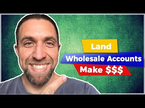 How To Land Wholesale Accounts When Selling For Amazon FBA