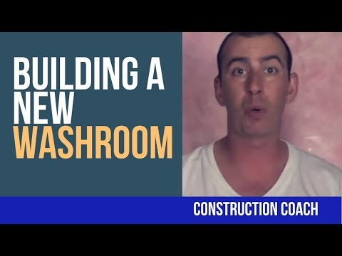 Building a New Bathroom - Fast Overview