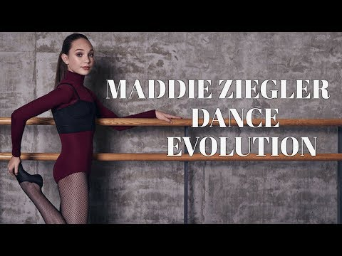 Maddie Ziegler Dance evolution