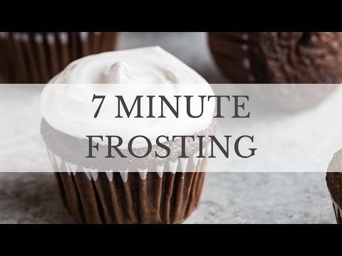 7 Minute Frosting