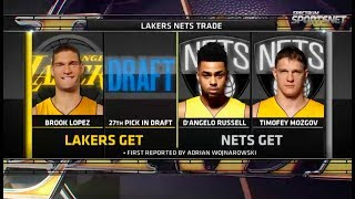 5 Reasons LA Lakers Why Giving Up D