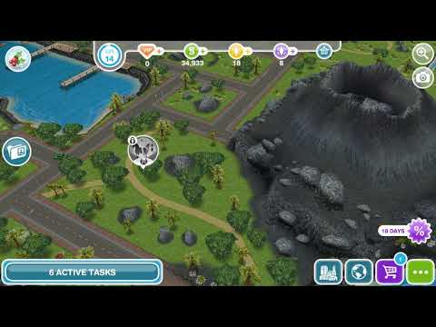 The Sims Freeplay - Need For Steed / Call The Mysterious Number