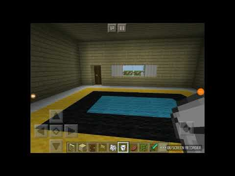 How to make a pointy roof in Minecraft
