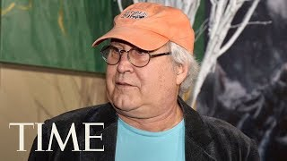 Chevy Chase Reportedly Kicked In The Shoulder During Road Rage Incident, Police Say | TIME