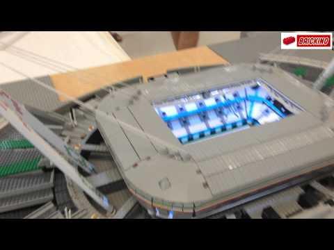 Lego Juventus Stadium