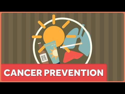 You Can Do a Lot to Prevent Some Cancers