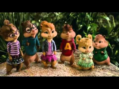 Download MP3 alvin and the chipmunks chip wrecked bad romance dance scene 2011 hd