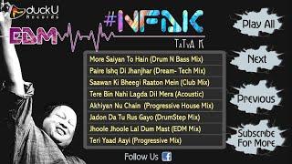 #NFAK (EDM MIX) - Tatva K Feat. Nusrat Fateh Ali Khan - Full Songs JukeBox 2014