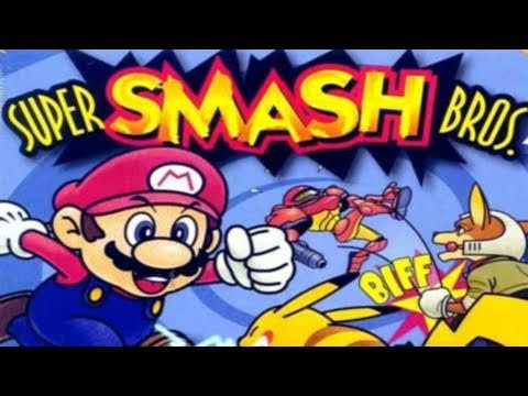 Super Smash Bros. (N64/Wii) Game Review