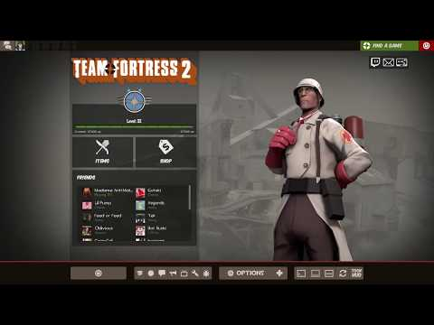 TF2 - How to install a Custom HUD (2018)
