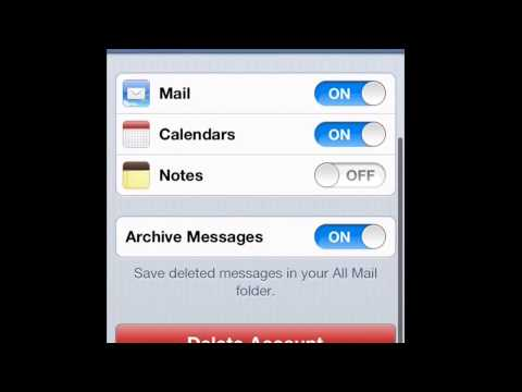 How to Sign Out of Your Email On iPhone, IPad, IPod