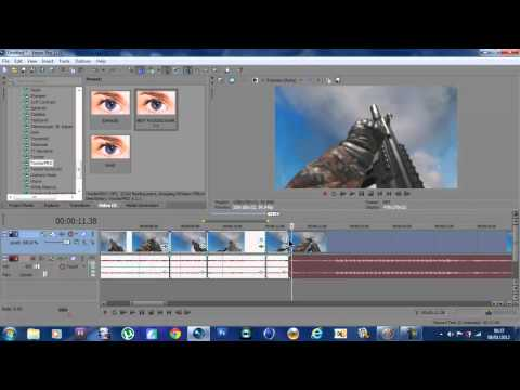 How To Get Super Smooth NON-Ghosting Twixtor in Sony Vegas 10 - 11 - 12