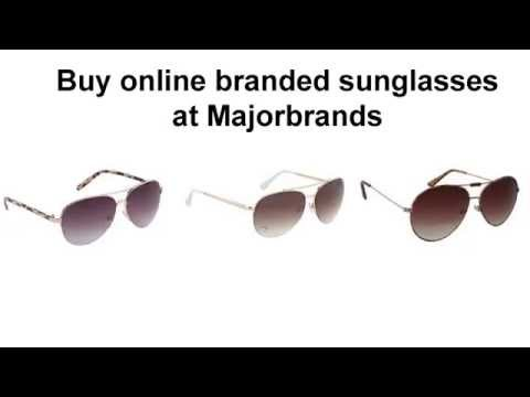 Best selection of branded sunglasses on Sale