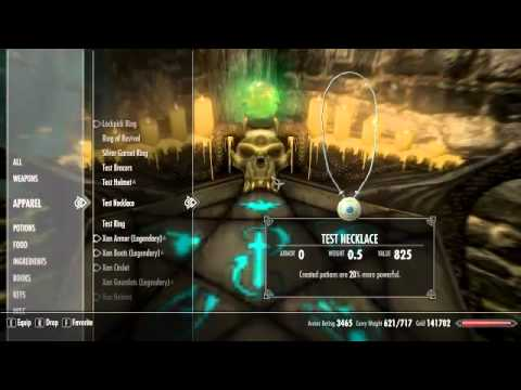 Skyrim: Best enchant alchemy level up, with just 20% fortify alchemy gear.