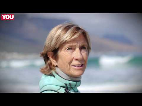 This 70-year-old Cape Town granny is no ordinary surfer!